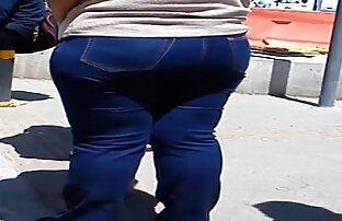 Pijat merah dengan minyak Pantat bokep gemuk mulus
